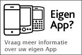 Wilt u een eigen App?